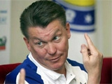 Блохин назвал состав тренерского штаба сборной Украины