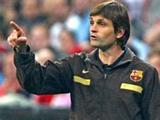 Фабрегас: «Виланова — отличный тренер»