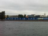 На петербургской набережной появился лозунг «В цветах «Зенита» нет черного»