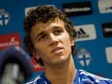 Роман Еременко — лучший футболист Финляндии 2011 года
