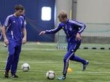 Молодежная команда «Динамо» вышла из отпуска