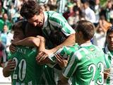 «Бетис» возвращается в высший дивизион Испании