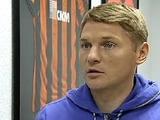 Владимир Гоменюк: «Я только провел тренировку «Вереса»
