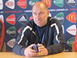 Тренер белорусской «молодежки» попросил не критиковать игроков