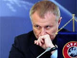 Григорий Суркис отложил свой отъезд на заседание Конфедерации УЕФА