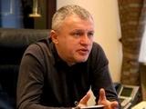 Игорь Суркис: «Я такой бред не комментирую»