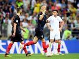 Сборная Хорватии обыграла Англию и вышла в финал ЧМ-2018!