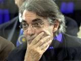 Массимо Моратти: «Не ставим цели выиграть чемпионат Италии»