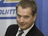 Глава Футбольной ассоциации Финляндии стал президентом страны