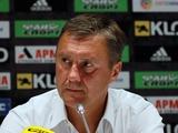 «Динамо» — «Зирка» — 3:0. Послематчевая пресс-конференция