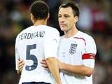 Рио Фердинанд согласен играть в паре с Джоном Терри