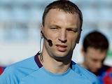 «Говерлу» и «Динамо» рассудит Жабченко