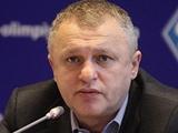 Игорь СУРКИС: «Семин будет продолжать работать до истечения срока контракта»