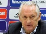 Украина — Словения — 2:0. Послематчевая пресс-конференция
