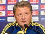Мирон Маркевич: «В матче со «Спортингом» всё будет очень просто»