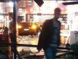 Пьяный полузащитник «Терека» протаранил магазин