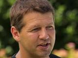 Олег САЛЕНКО: «С моим багажом необходимо становиться тренером»