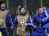 ФОТОрепортаж: открытая тренировка «Динамо» (24 фото)