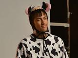 Неймар снялся для рекламы в костюме коровы