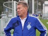 Олег БЛОХИН: «Думал, что достанется «Шахтер»