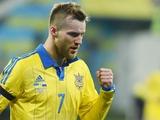 Андрей Ярмоленко — лучший игрок матча Украина — Албания