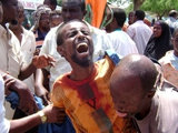 В Сомали на стадионе произошел взрыв во время матча
