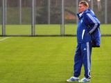 Блохин не полетит на игру «Динамо» с «Порту», но на тренировках будет