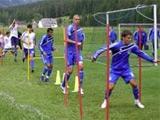 «Динамо» на сборе в Австрии. Нормы поведения и дождь по заказу