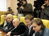 Требования ФИФА — в фокусе пресс-клуба