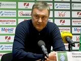 «Карпаты» — «Динамо» — 0:4. Пресс-конференция. Хацкевич: «Наше мастерство было выше»