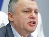 Игорь СУРКИС: «С новым тренером можем определиться на будущей неделе»