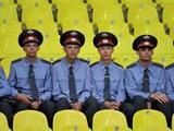 На украинских стадионах милиции не будет