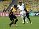 Мбокани — самый полезный игрок «Динамо» в матче с «Янг Бойз»