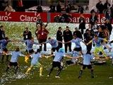 Уругвай — победитель Кубка Америки