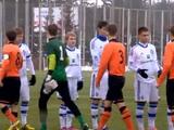 Чемпионат U-19. «Динамо» — «Шахтер» — 2:2. ВИДЕО