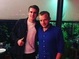 Беседин — Гусеву: «Спасибо за все, легенда» (ФОТО)