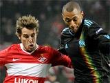 «Марсель» стал третьим клубом в истории ЛЧ, забившим 10 мячей на выезде в групповой стадии