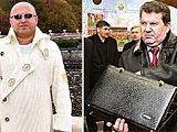 «Разборки» в «Таврии» продолжаются: боссы клуба меряются полномочиями