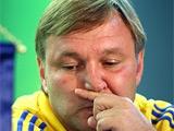Калитвинцев согласился помогать Блохину в сборной Украины