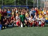 «Челси» для украинских детей. В Украине прошёл всеукраинский детский футбольный турнир «Football for kids»