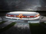 Новый стадион «Ромы» построят к Евро-2016