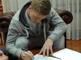 Никита КОРЗУН: «Был интерес со стороны «Шахтера», но «Динамо» мне ближе»