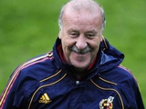 Висенте дель Боске — тренер сборной Испании до 2014 года