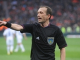 Юрий Вакс будет судить в чемпионате России?