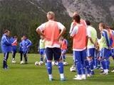 «Динамо» на сборе в Австрии. День первый