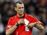 На матче Украина — Норвегия будут работать испанские арбитры