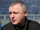 Игорь СУРКИС: «Надеюсь, что на матчах со «Спартаком» и «Зенитом» соберутся аншлаги»