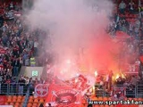 В Варшаву прибыли фанаты «Спартака». Ожидаются столкновения