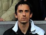 Невилл может стать тренером дубля «Манчестер Юнайтед»