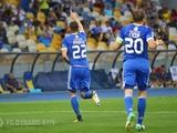 Артем Кравец — лучший игрок матча «Динамо» — «Сталь»